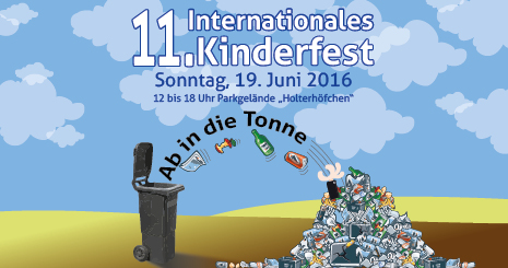 Internationales Kinderfest der Musikschule